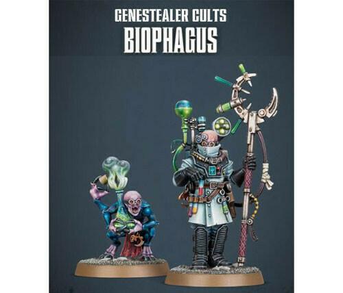 GSC Biophagus