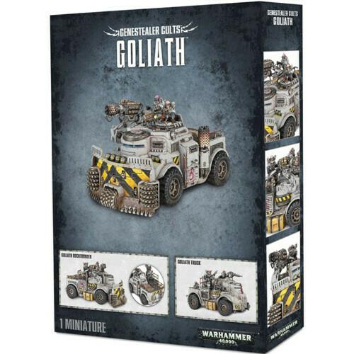 GSC Goliath Rockgrinder