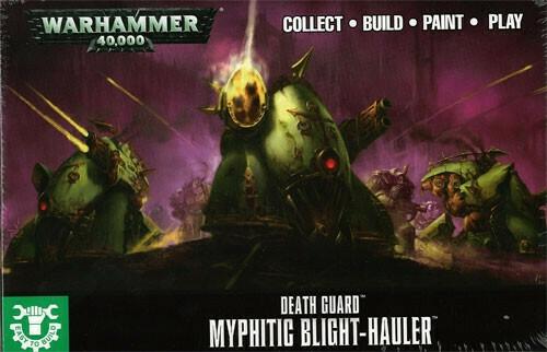 Death Guard Myphitic Blight Hauler