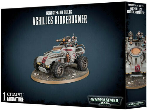GSC Achilles Ridgerunner