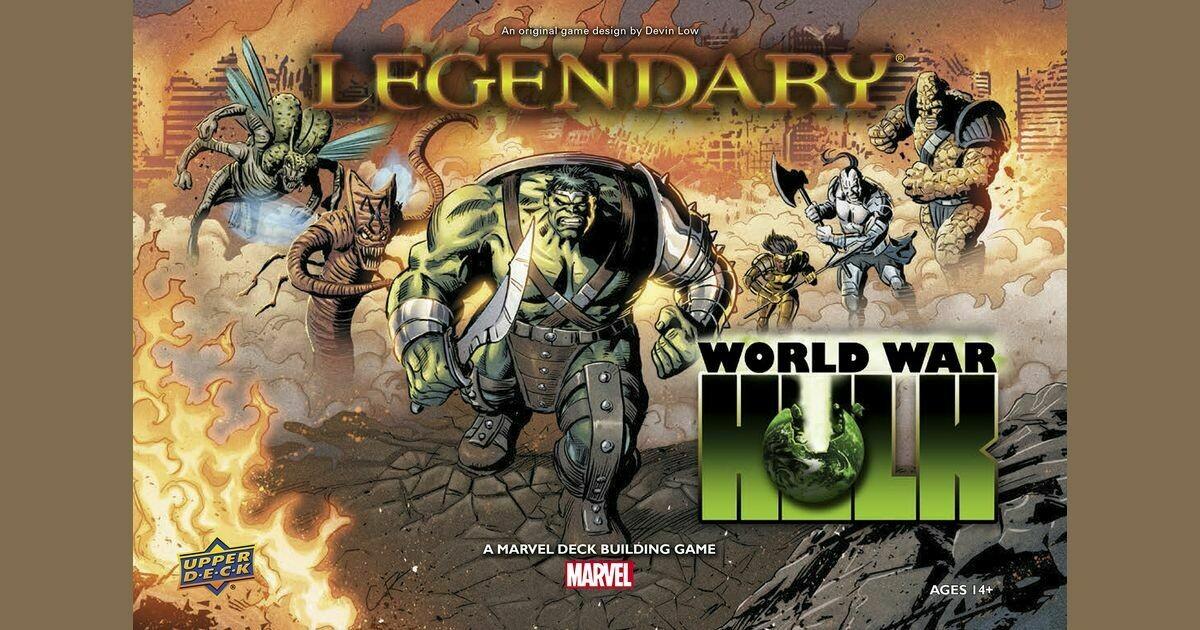 Ledendary World War Hulk