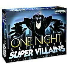 One Night Ultimate Super Villians
