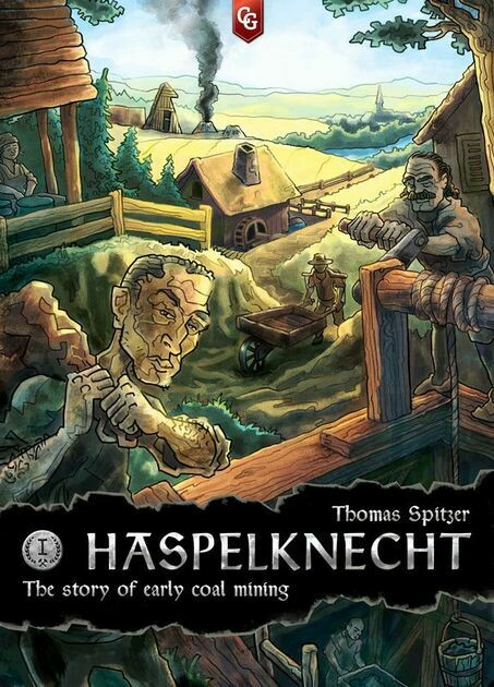 Haspelknect Story Of Early Coal Mining