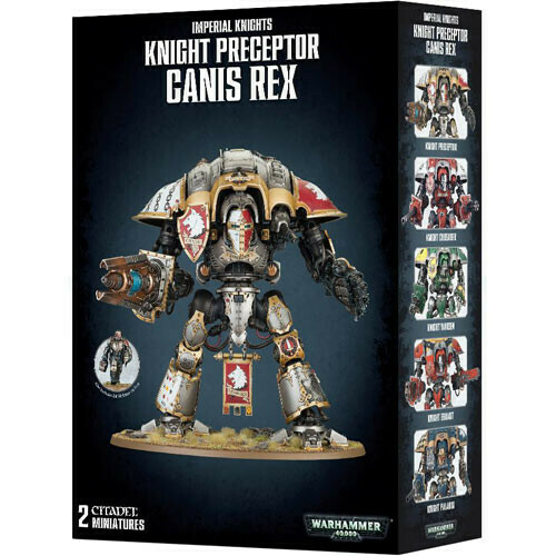 Imperial Knights Canis Rex