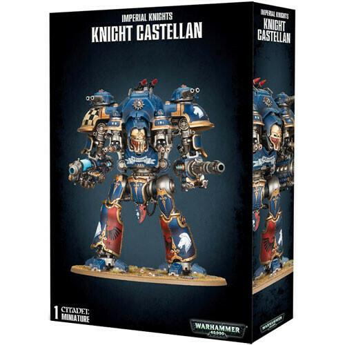 Imperial Knights Castellan