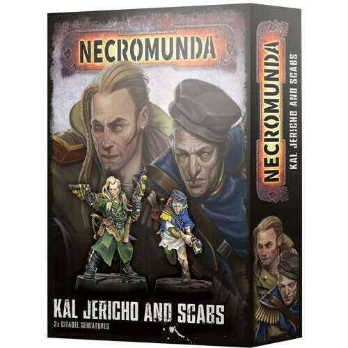 Kal Jericho (and Scabs)