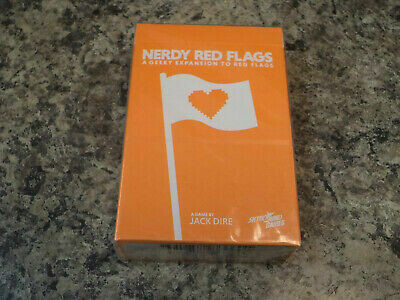 Nerdy Red Flags Expansion