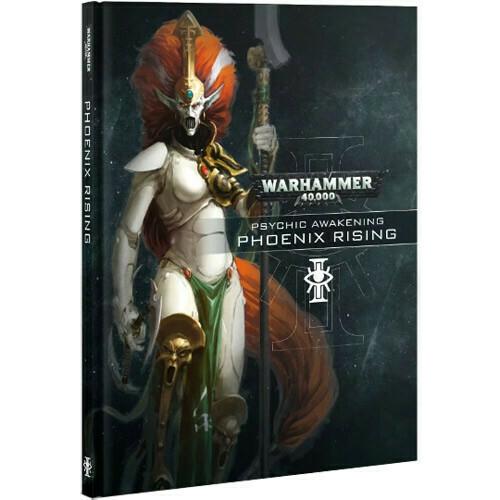 Psychic Awakening Book 1: Phoenix Rising