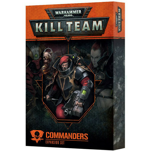 Kill Team Commanders Expansion