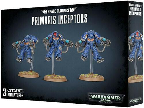 Primaris Inceptors