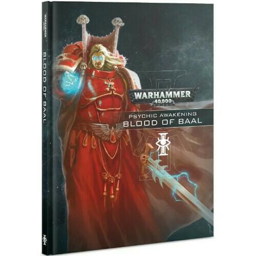 Psychic Awakening Book 3: Blood Of Baal