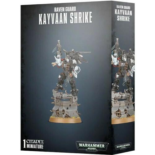 Raven Guard Kayvaan Shrike