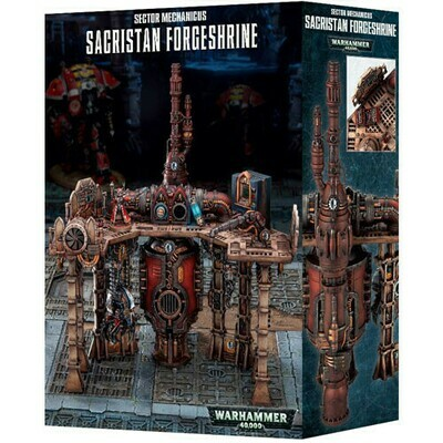 Imperial Knights Sacristan Forgeshrine