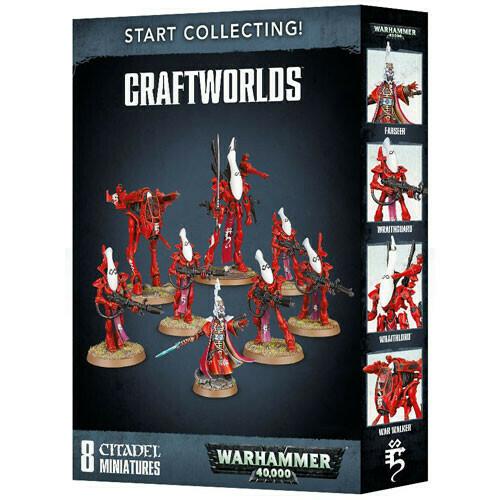 Start Collecting: Craftworld Eldar