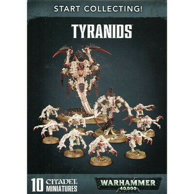 Start Collecting Tyranids