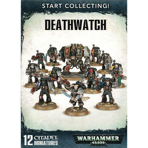 Start Collecting - Deathwatch