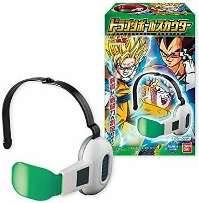 Dragon Ball Z Scouter