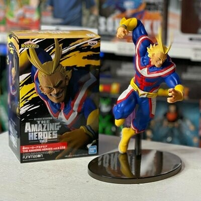 My Hero Vol 5 All Might Statue