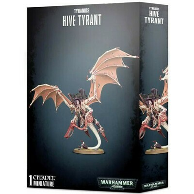 Tyranid Hive Tyrant (Old Box)