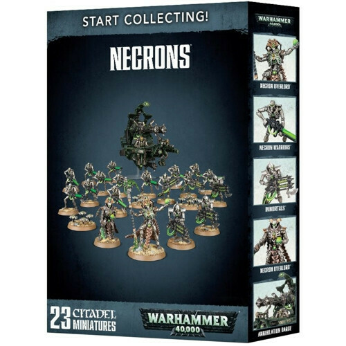 Start Collecting Necrons