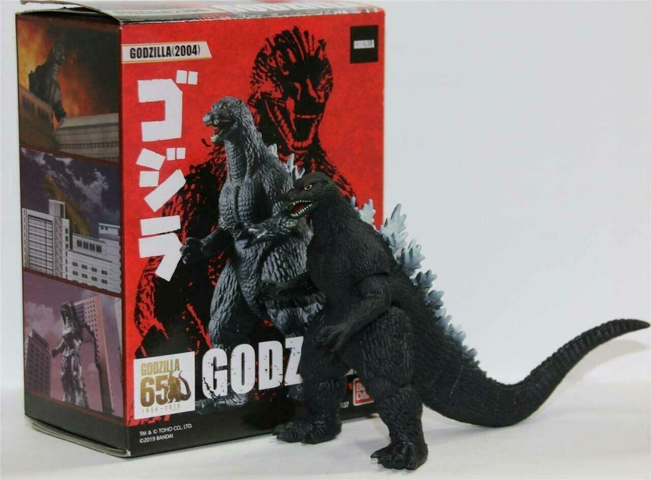 Godzilla Vinyl Figure (2004)