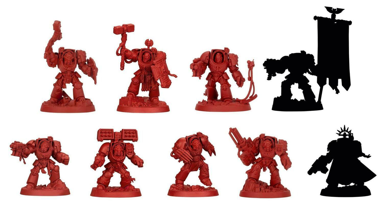 Warhammer Space Marine Heroes Series 2