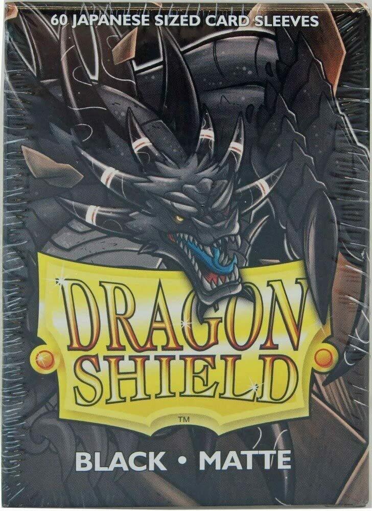 Dragon Shield Matte Black JPN