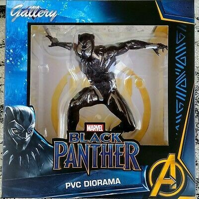 CW Black Panther Marvel Gallery