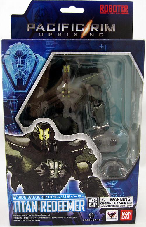 BAN19792 Titan Redeemer Robot Spirits