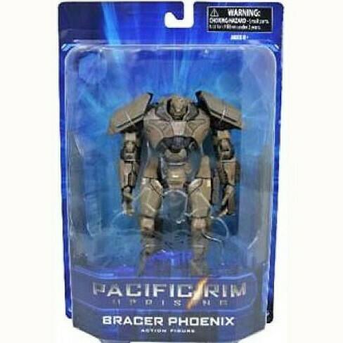 PACIFIC RIM 2 SELECT BRACER PHOENIX AF