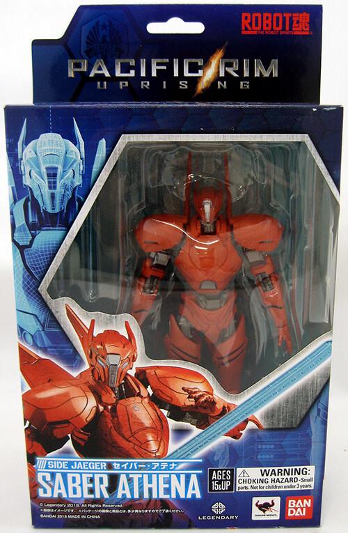 BAN20859 Saber Athena Robot Spirits