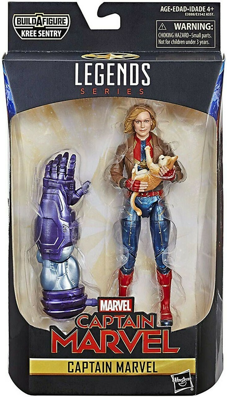 Marvel Legends Captain Marvel