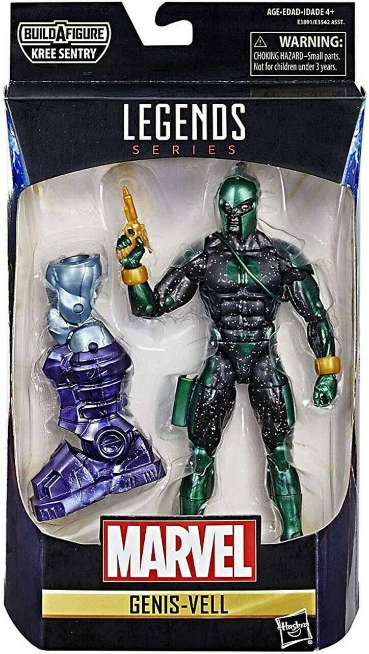 Genis-Vell Legends Series