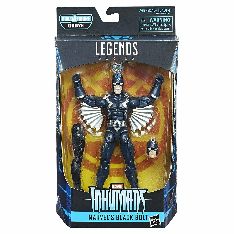 Black Bolt Legends Series Panther
