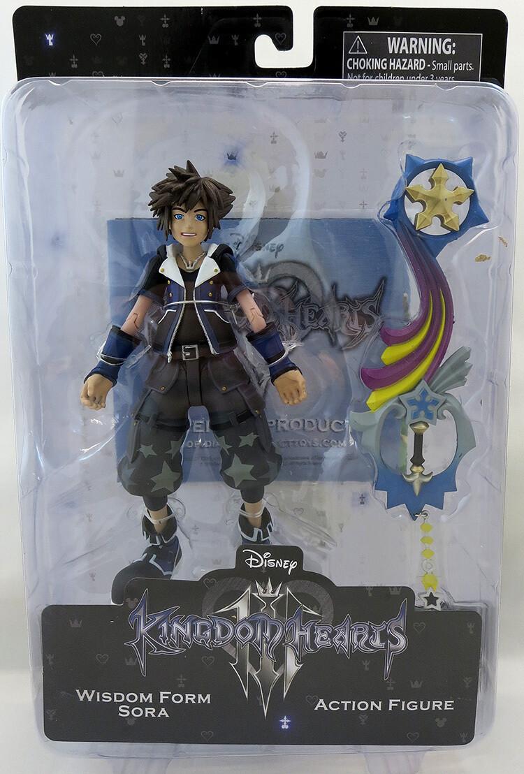 Kingdom Hearts Sora Wisdom Form