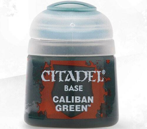 (Base)Caliban Green