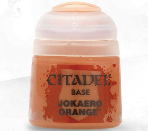 (Base)Jokaero Orange