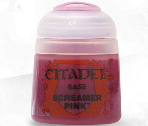 (Base)Screamer Pink