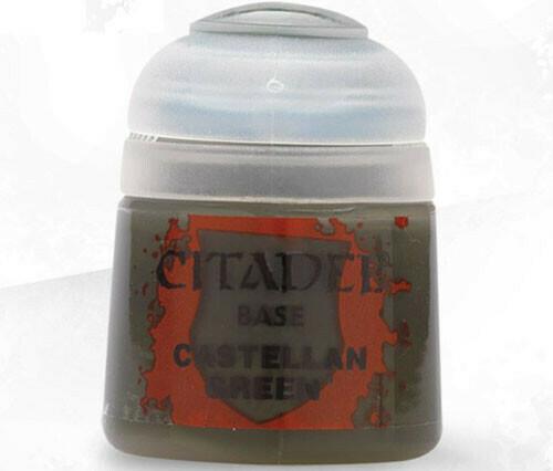 (Base)Castellan Green