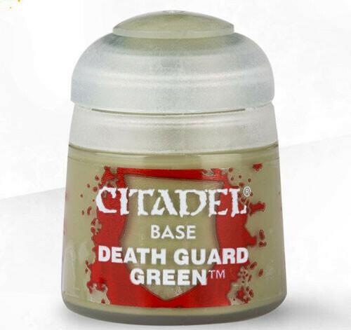 (Base) Death Guard Green