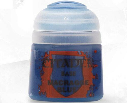 (Base)Macragge Blue