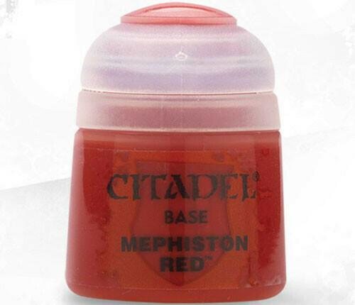(Base)Mephiston Red