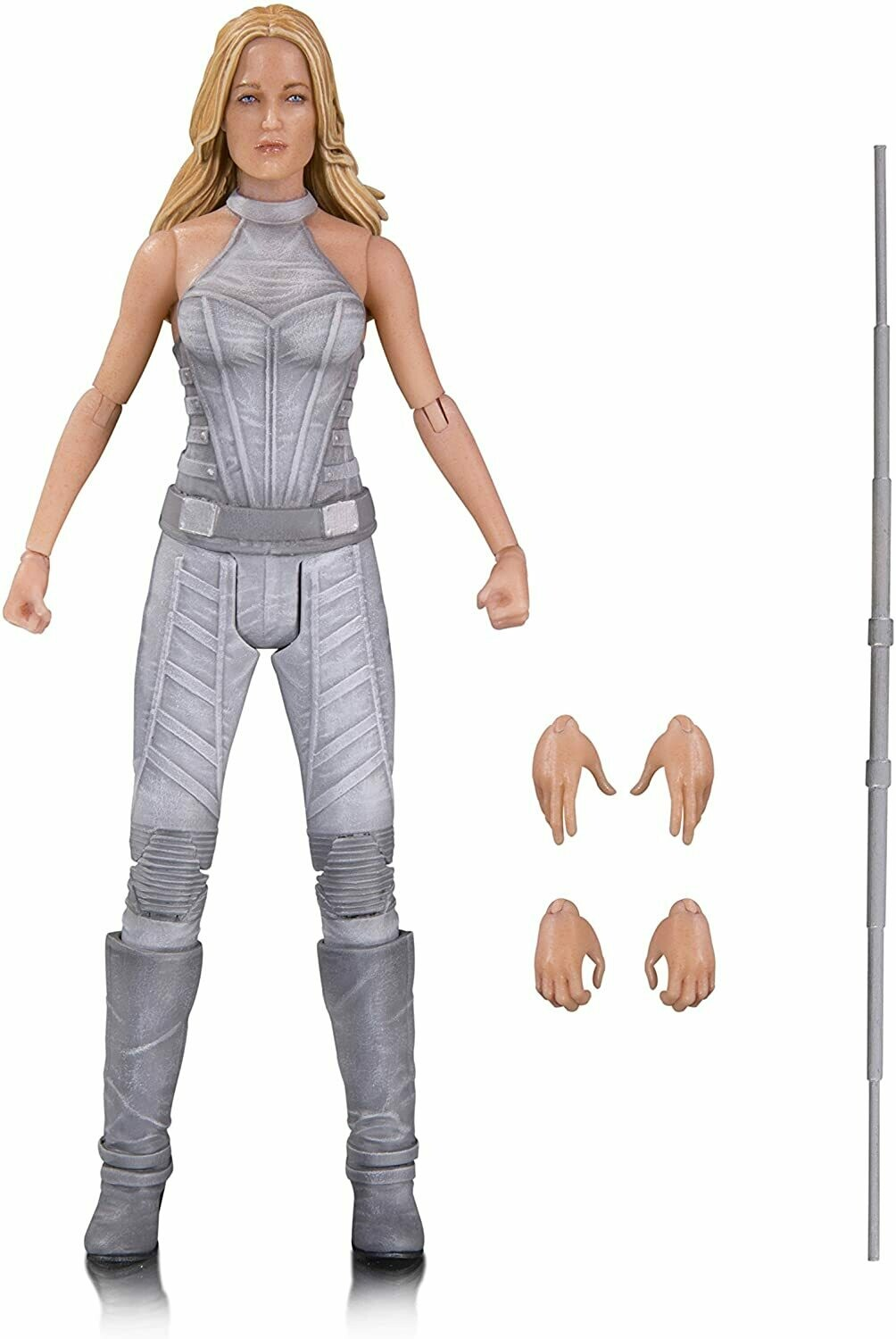 DC Collectibles White Canary LoT