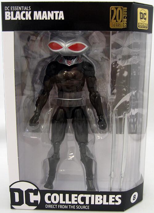 DC Essentials Black Manta