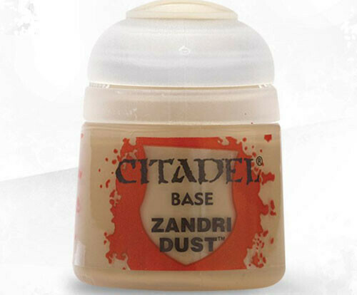 (Base)Zandri Dust