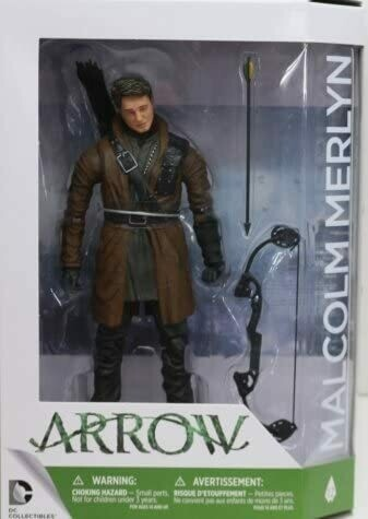 DC Collectibles Malcolm Merlyn Arrow