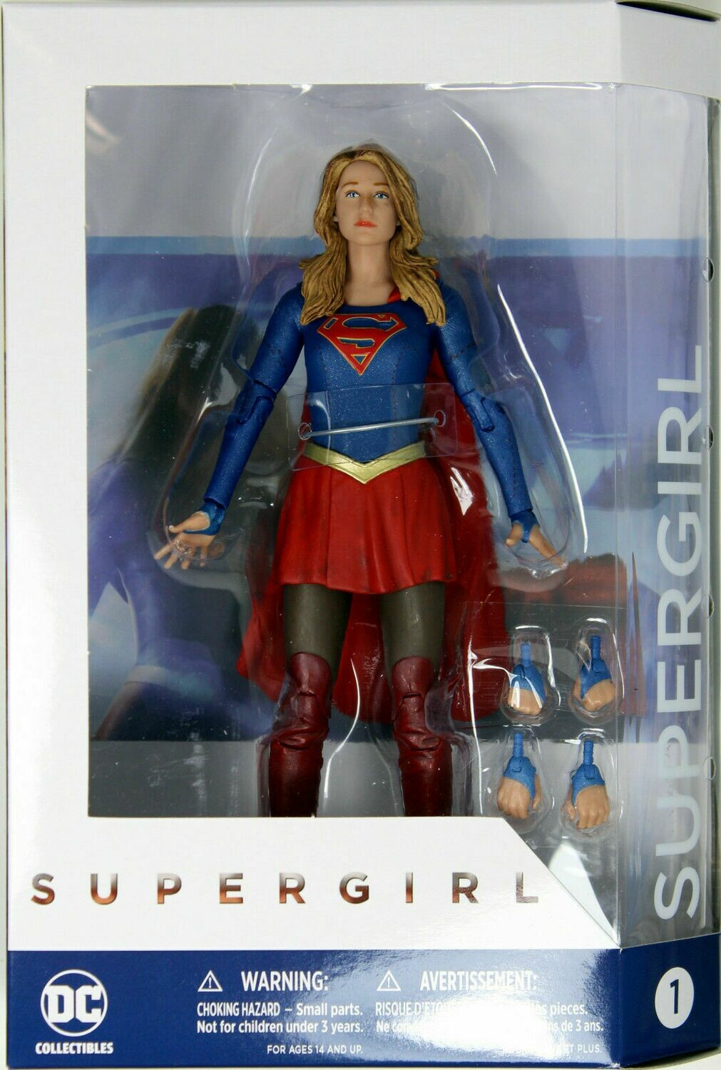 Dc Collectibles Supergirl