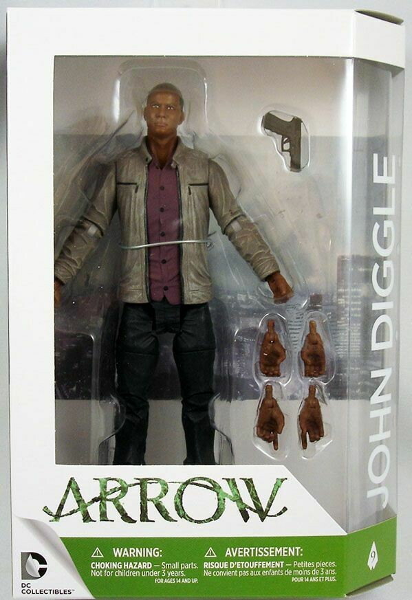 DC Collectibles John Diggle Arrow