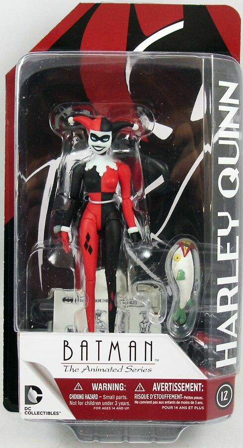 DC Collectibles Harley Quinn Animated Series