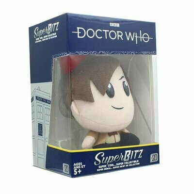 SuperBitz Doctor Who 10th Doctor
